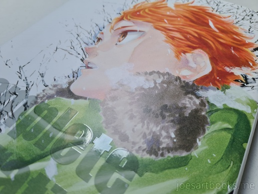 haikyuu, Furudate, Haruichi, art, book, artbook, illustrations, manga, sports, Hinata, Tobio, Karasuno