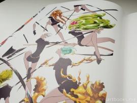 Pseudomorph of Love, Haruko Ichikawa, Houseki no Kuni, Land of the Lustrous