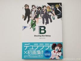 review, art, book, artbook, shooting, star, premium, box, yasuda, suzuhito, durarara, yozakura, quartet, joesartbooks