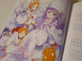 Re:Zero, Emilia, Rem, Ram, Subaru, Isekai, Art, Book, Works, Illustrations, Light novel, Shin'ichirō Ōtsuka