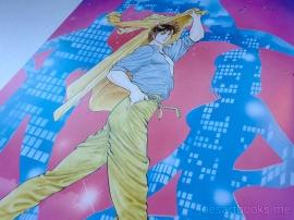 review, art, book, art book, artbook, joesartbooks, joe, illustrations, artwork, joe's art books, manga, anime, tsukasa hojo, hojo, city hunter, cat's eye, ryo saeba, jump force, シティーハンター, キャッツ♥アイ, Tsukasa Hojo Illustrations