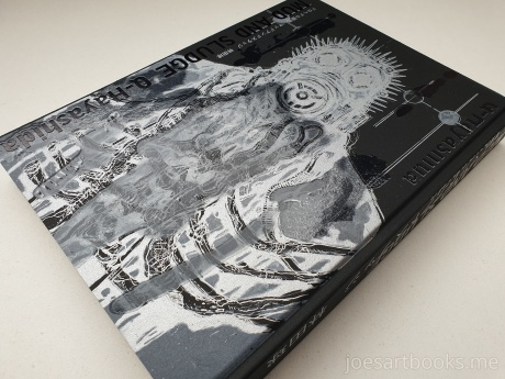 dorohedoro, art, book, artbook, illustration, official, review, joesartbooks, Hayashida Q, Caiman, Kaiman, Nikaido, Mud, Sludge, ドロヘドロ
