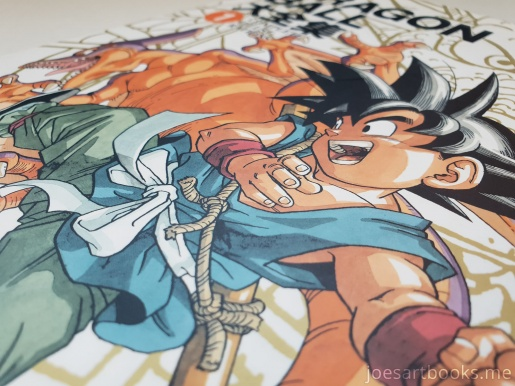 review, art, book, artbook, joesartbooks, joe, dragonball, dragon, ball, akira, toriyama, complete, illustrations, artwork, anime, manga, super, broly, gt, goku, gohan, vegeta