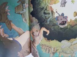 review, art, book, artbook, joesartbooks, joe, illustrations, artwork, Posuka Demizu, The Promised Neverland, neverland, Yakusoku no Neverland, manga, anime